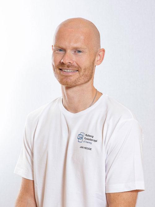 Jan Hegge fysioterapeut hos Nyborg Fysioterapi & træning